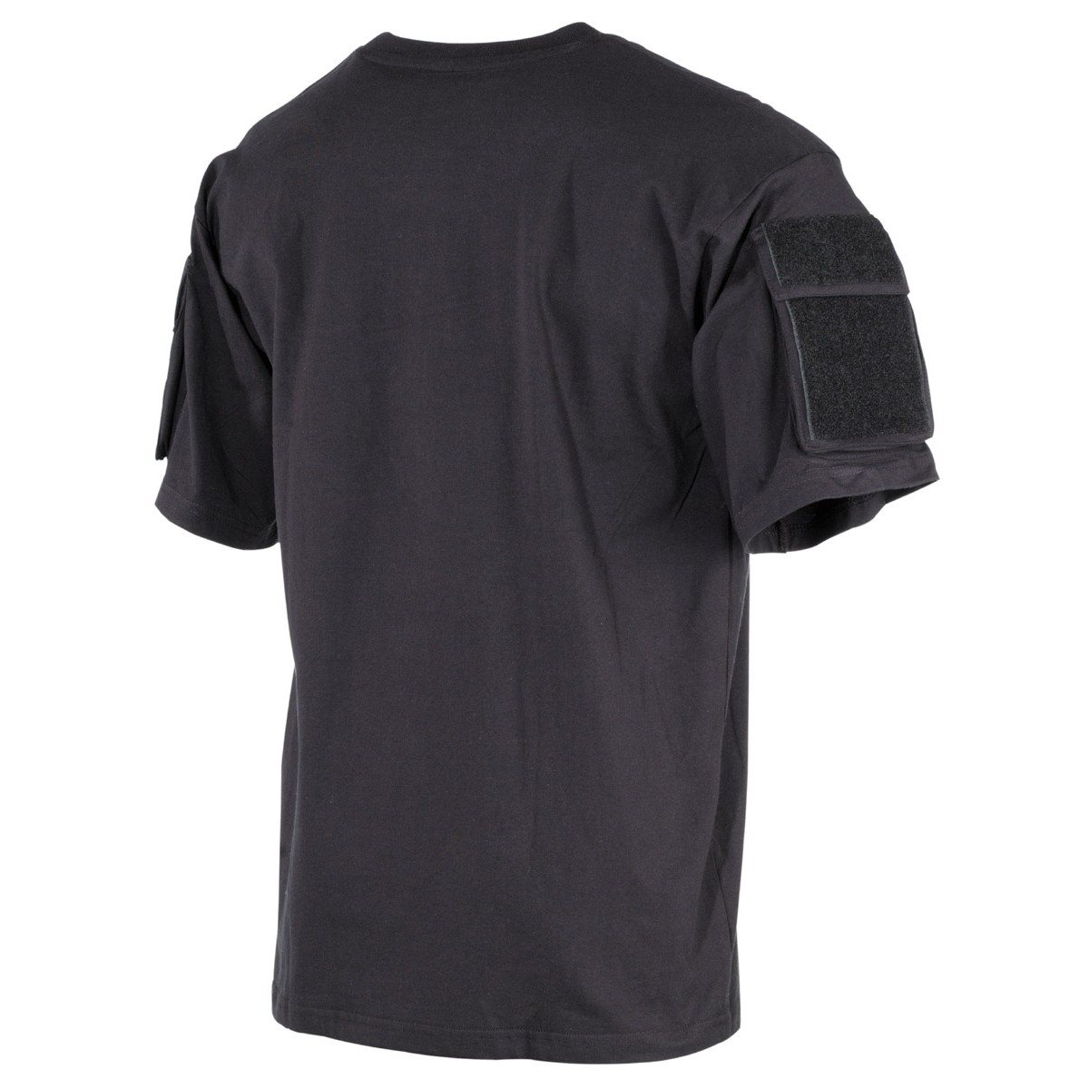 US T-shirt VELRCO BLACK MFH int. comp. 00121A L-11