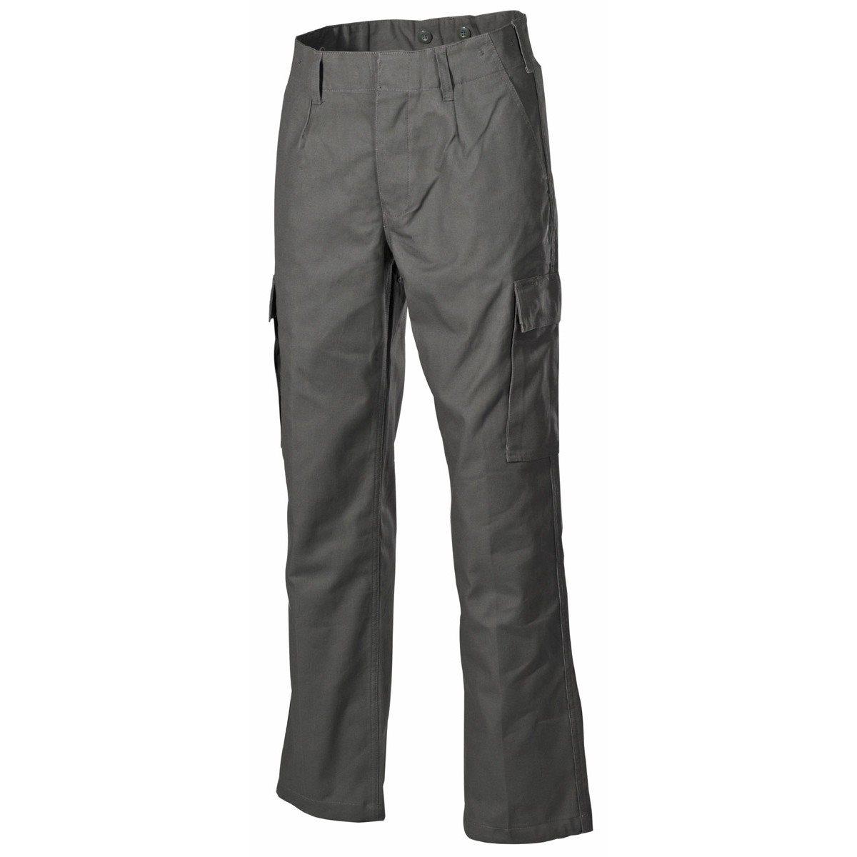 BW moleskin pants OLIVE MFH int. comp. 01101B L-11