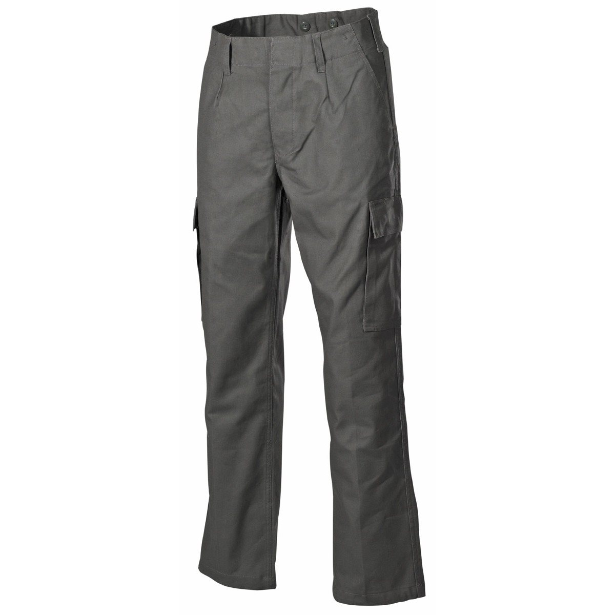 BW moleskin pants OLIVE MFH int. comp. 01102B L-11
