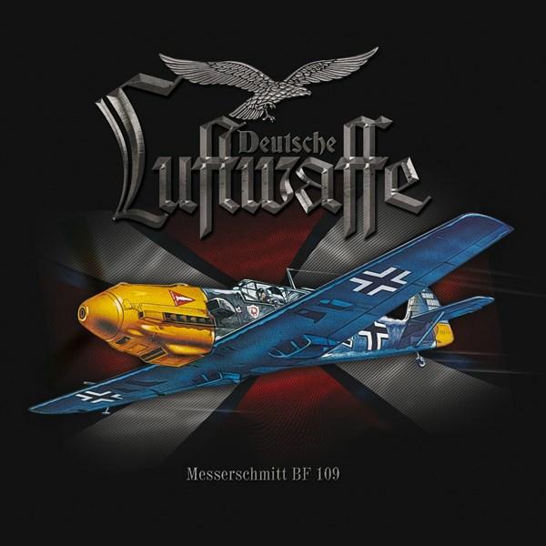 T-shirt MESSERSCHMITT Bf 109 De ANTONIO® 02120001 L-11