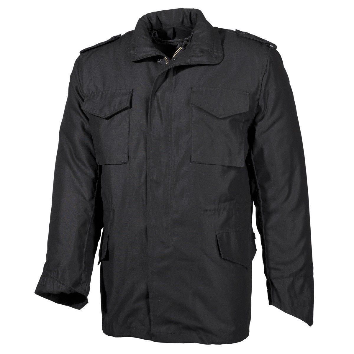 Jacket US M65 BLACK MFH int. comp. 03072A L-11