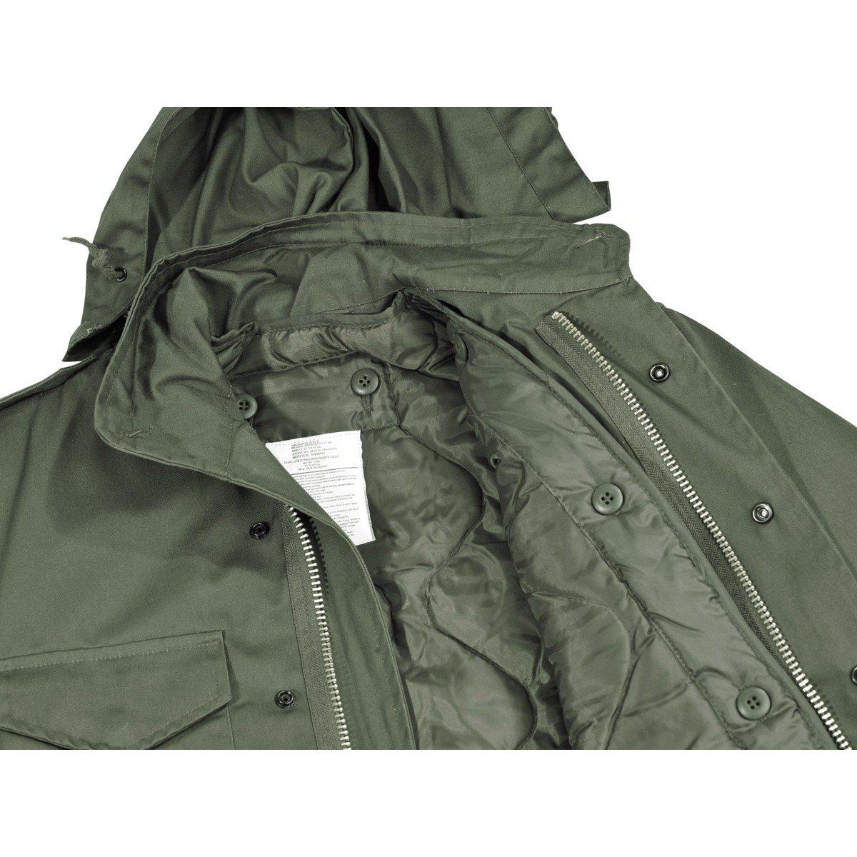Jacket U.S. M65 OLIVE MFH int. comp. 03072B L-11