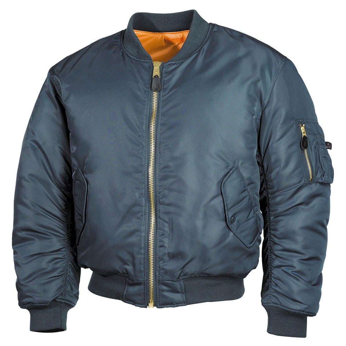 U.S. MA1 Jacket BLUE MFH int. comp. 03552G L-11