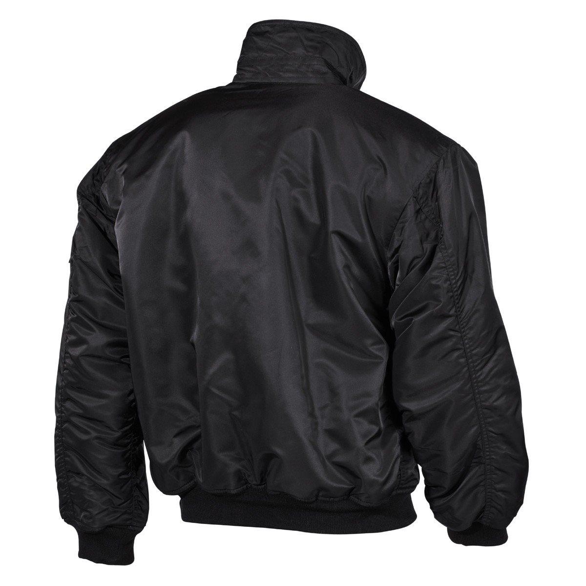 Jacket CWU BLACK MFH int. comp. 03752A L-11