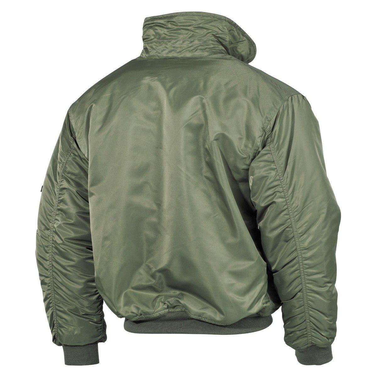 Jacket CWU OLIVE MFH int. comp. 03752B L-11