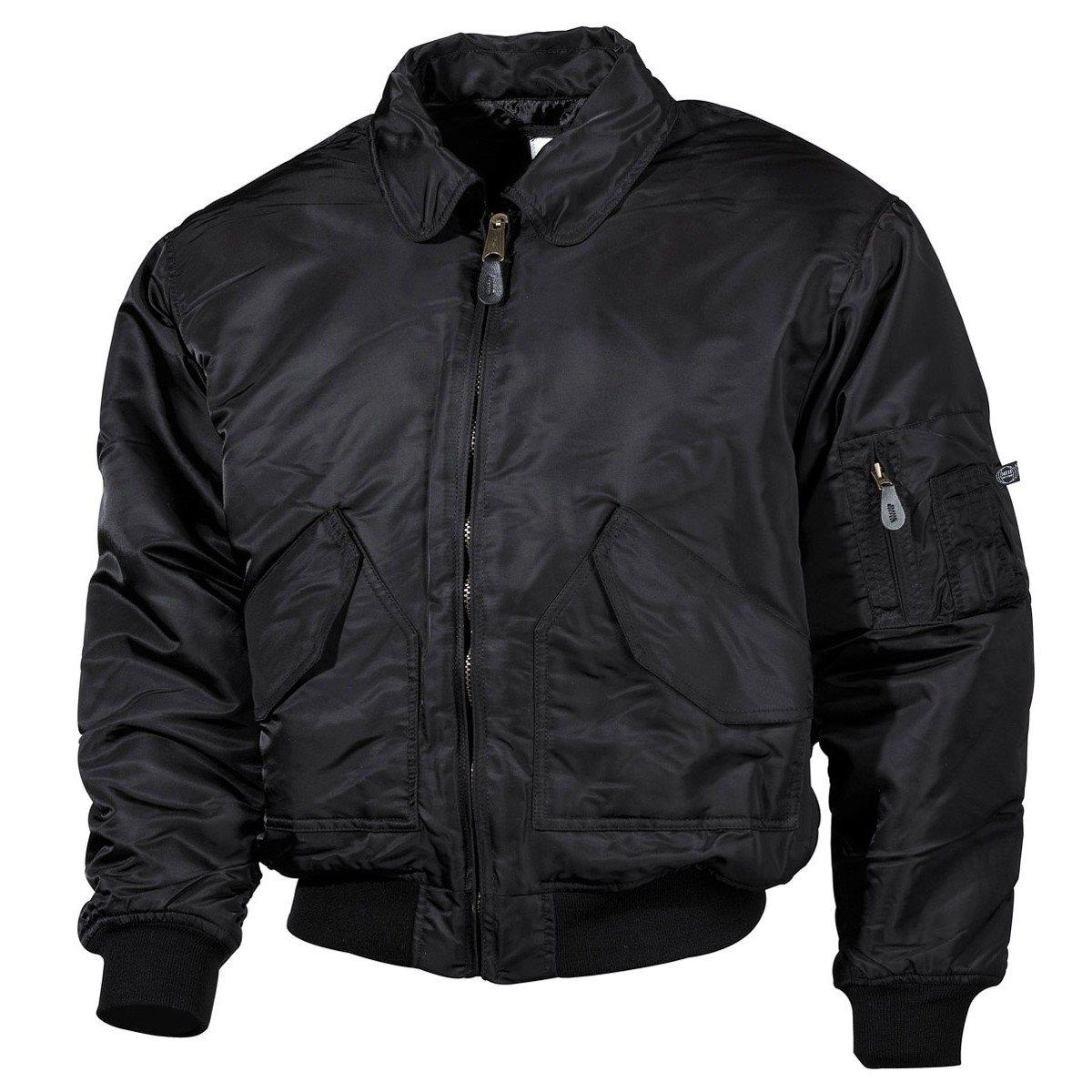 Jacket CWU BLACK MFH int. comp. 03753A L-11