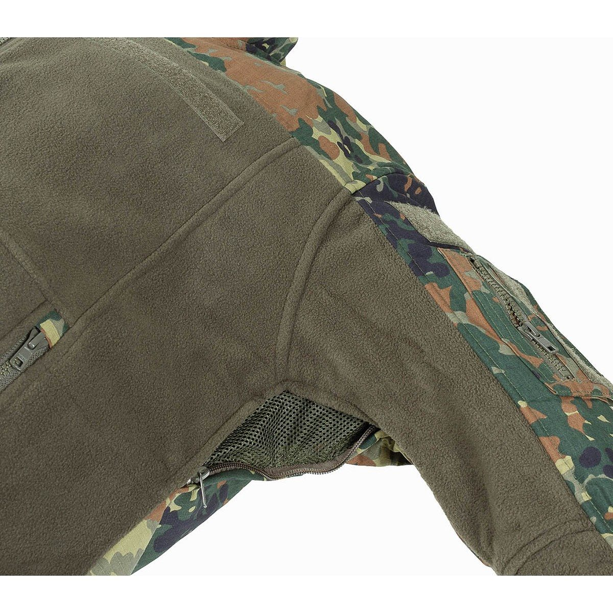 Tactical fleece jacket COMBAT FLECKTARN MFH Defence 03811V L-11