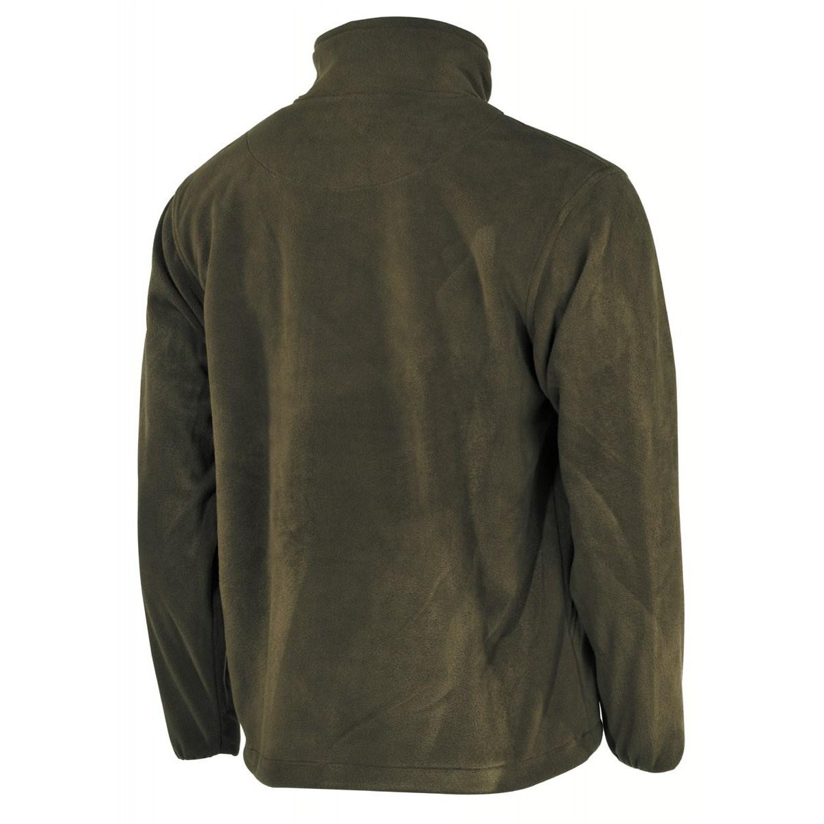 ARBER fleece jacket OLIVE FOX Outdoor 03871B L-11