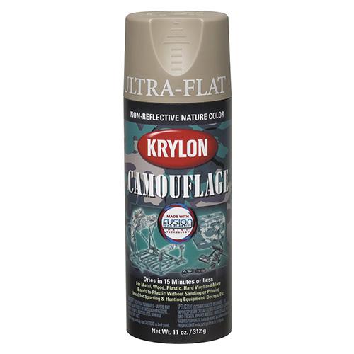 Spray camouflage paints KRYLON KHAKI KRYLON 04291 L-11