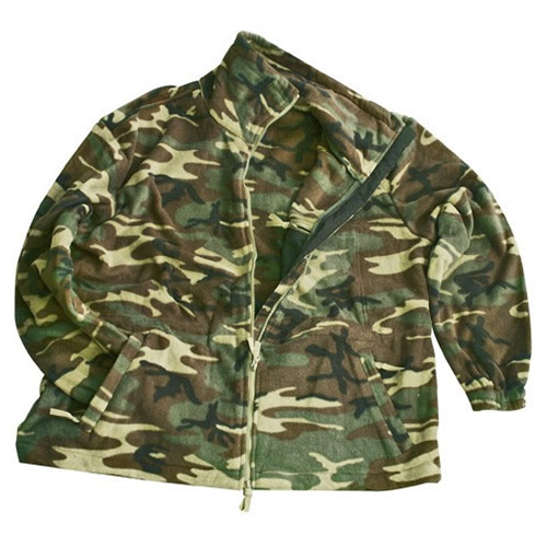 Fleece Jacket WOODLAND MMB 10033120 L-11