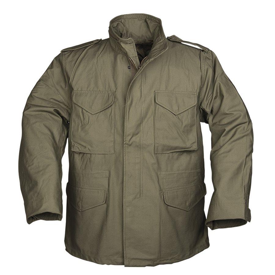 Jacket U.S. M65 NYCO TEESAR OLIVE TEESAR® 10311001 L-11