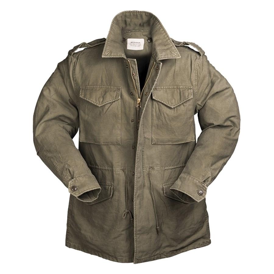 US M51 Prewashed Jacket OLIVE DRAB MIL-TEC® 10314001 L-11