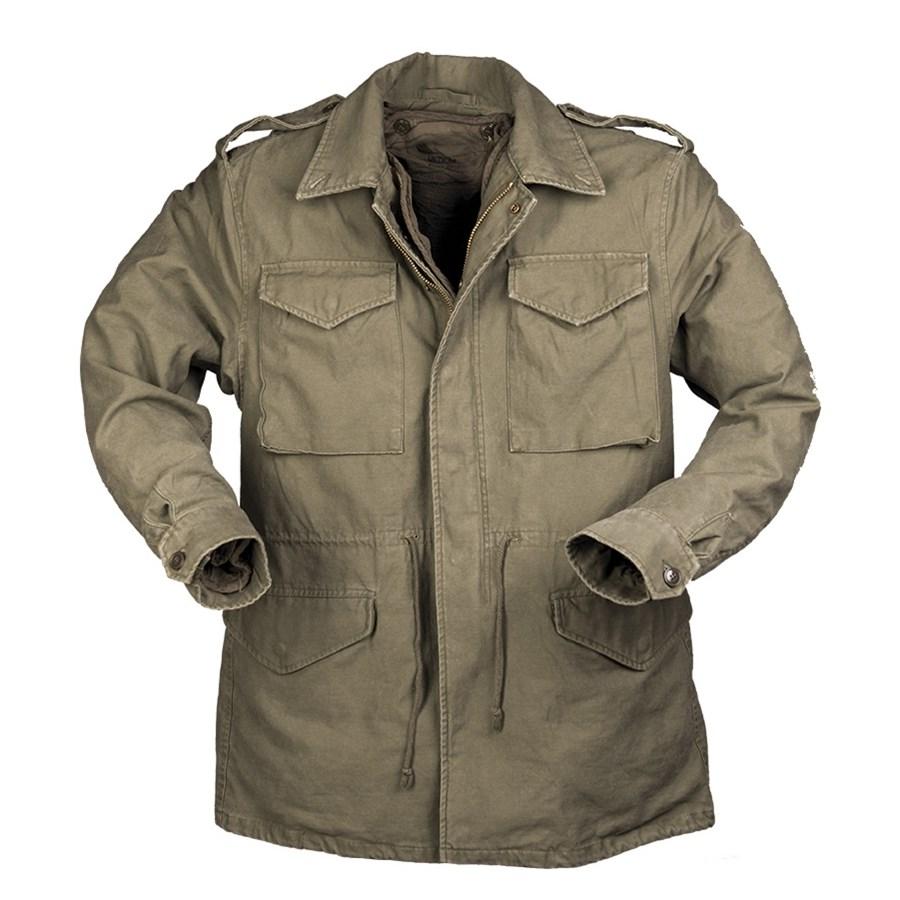 US M51 Prewashed Jacket w/ Liner OLIVE DRAB MIL-TEC® 10314201 L-11