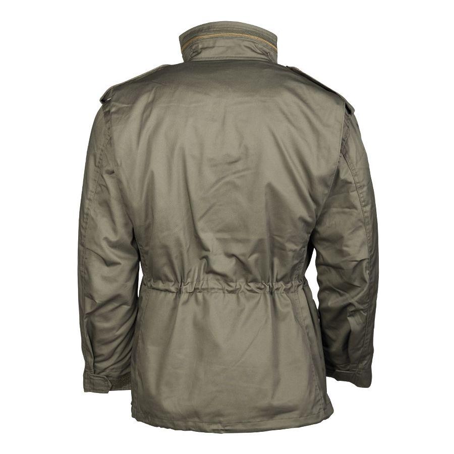 Jacket U.S. M65 imp. with insert OLIVE MIL-TEC® 10315001 L-11