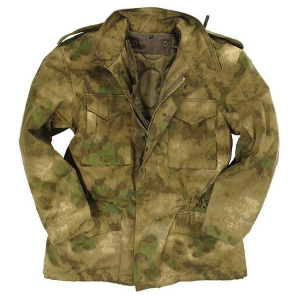 Jacket U.S. M65 imp. lined with MIL-TACS FG MIL-TEC® 10315059 L-11