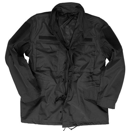 U.S. M65 jacket plus trilaminate BLACK MIL-TEC® 10317002 L-11