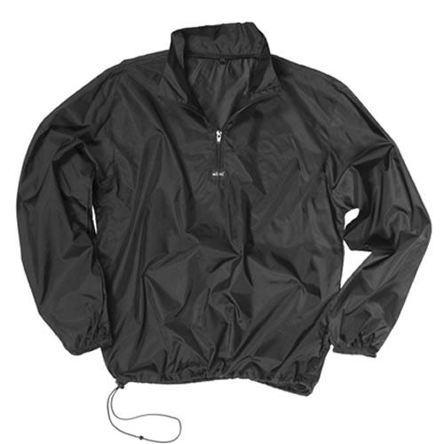 WINDSHIRT Jacket Windcheater BLACK MIL-TEC® 10330002 L-11
