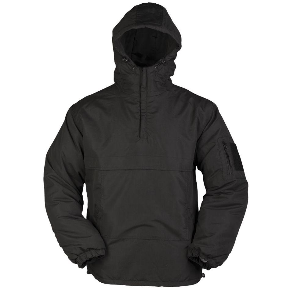 ANORAK warm jacket BLACK MIL-TEC® 10335002 L-11