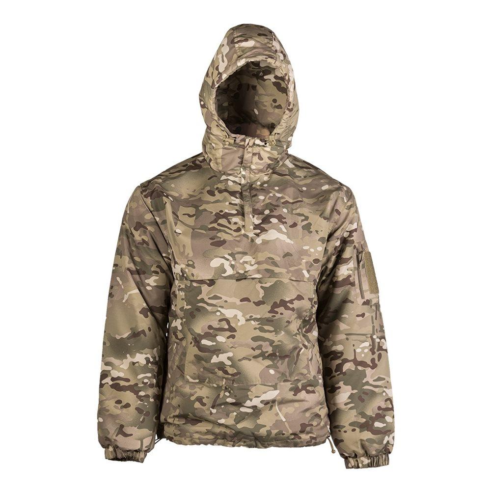 ANORAK warm jacket MULTITARN® MIL-TEC® 10335049 L-11