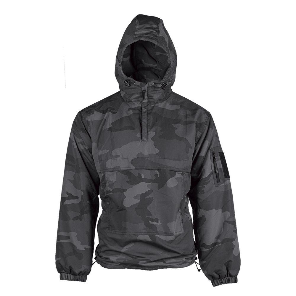 ANORAK warm jacket DARK CAMO MIL-TEC® 10335080 L-11