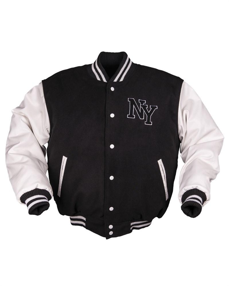 NY BASEBALL JACKE BLACK MIL-TEC® 10370002 L-11