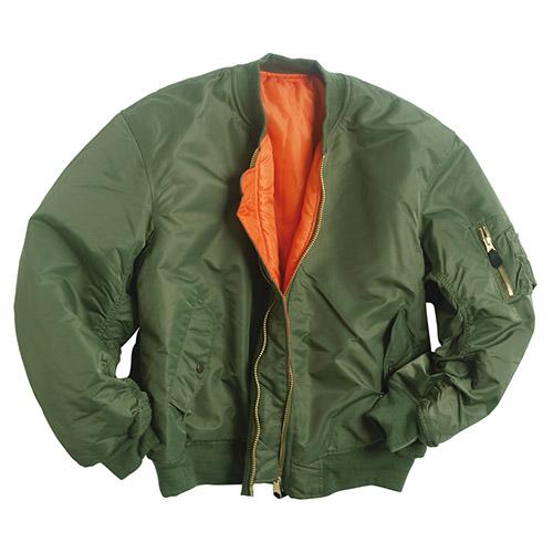 MA1 Bomber Jacket BASIC OLIV MIL-TEC® 10402001 L-11