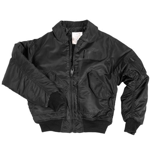Pilot US CWU Jacket BLACK TEESAR® 10404002 L-11