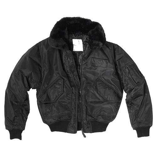 SWAT MA2 Jacket BLACK MIL-TEC® 10405002 L-11