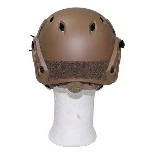 FAST paratrooper helmet kit COYOTE MFH int. comp. 10561R -11
