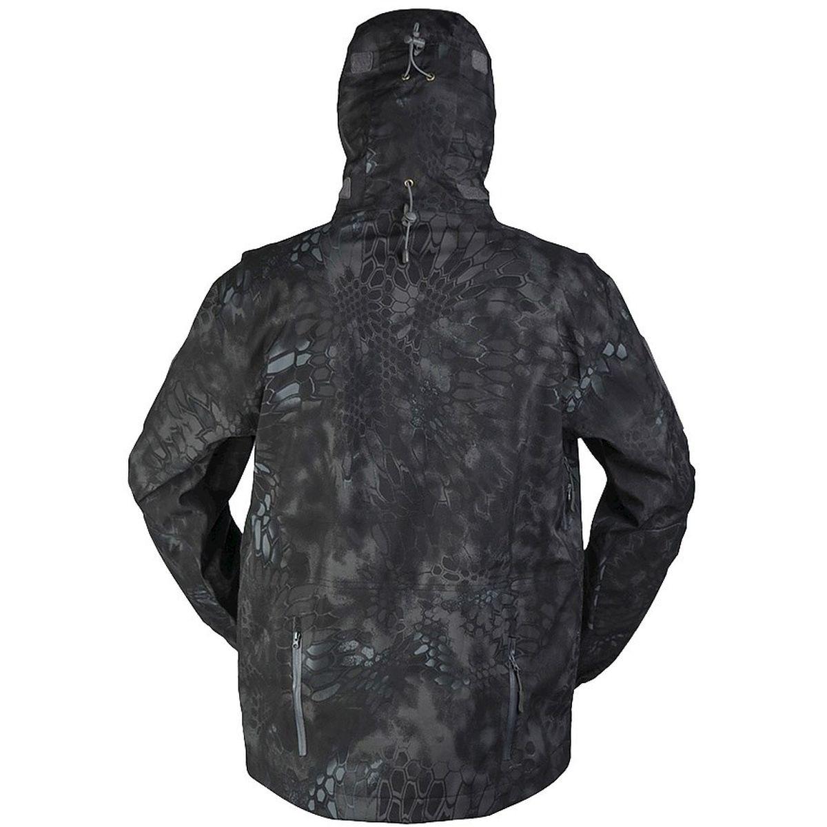 Jacket hardshell MANDRA NIGHT MIL-TEC® 10624085 L-11