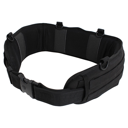 Belt BATTLE BLACK ROTHCO 10679BL L-11