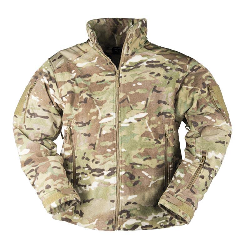 Fleece Jacket DELTA MULTITARN MIL-TEC® 10857049 L-11