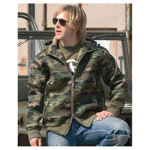 JCKT with fleece lining WOODLAND MIL-TEC® 10860020 L-11