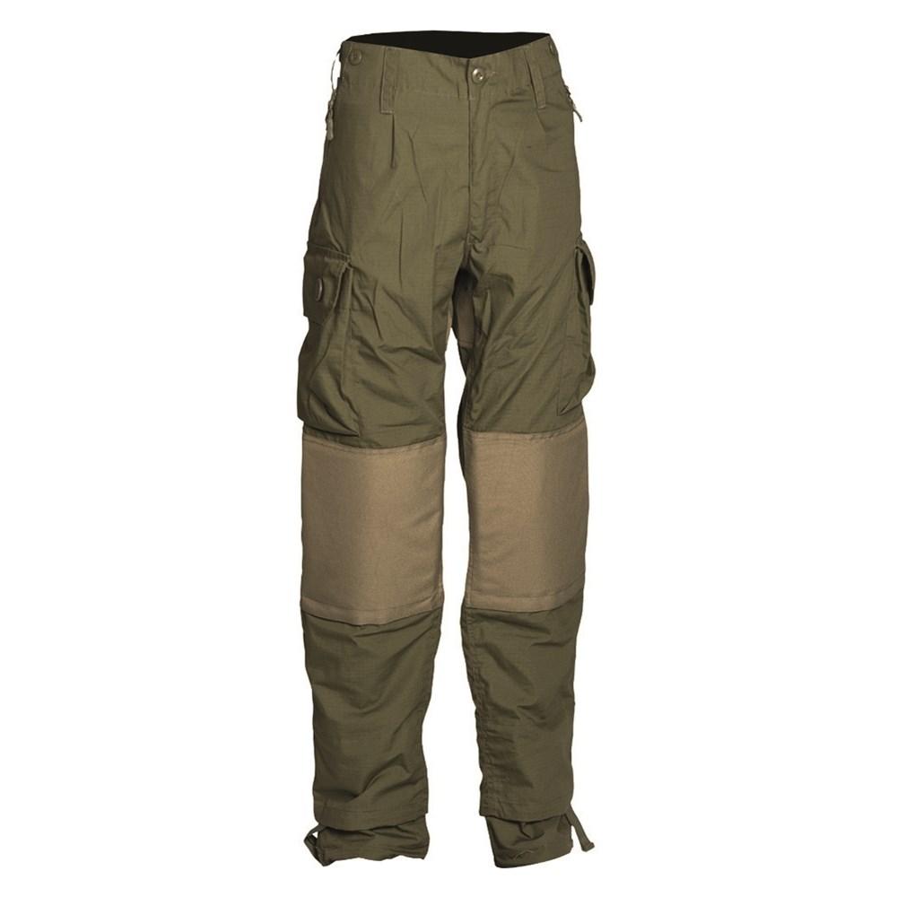 KOMMANDO GEN II pants with knee pads OLIVE TEESAR® 11637101 L-11