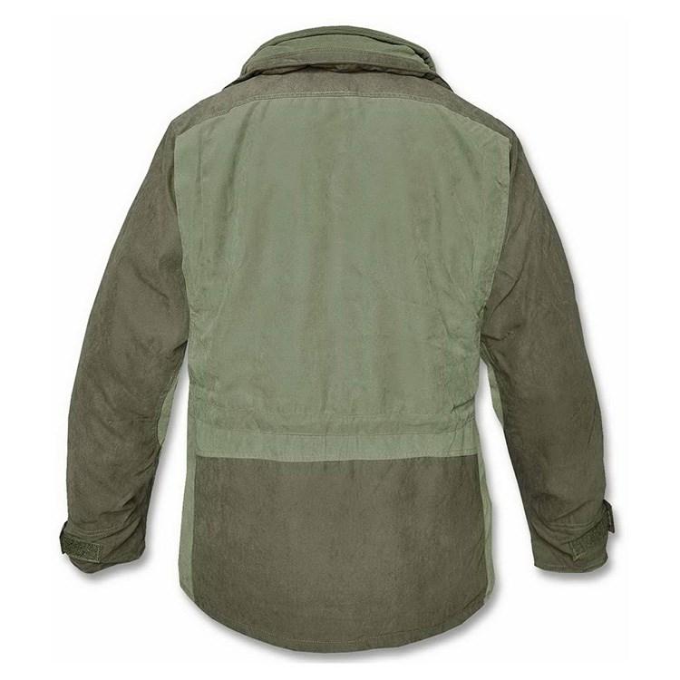 HUNTER hunter's jacket with fleece lining OLIVE MIL-TEC® 11951001 L-11