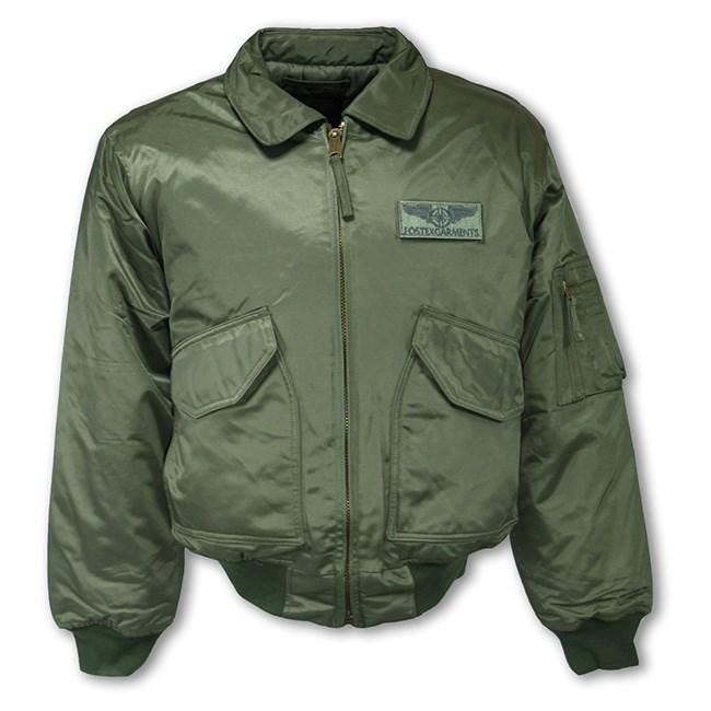 Jacket CWU heavy OLIVE FOSTEX 1224111OD L-11