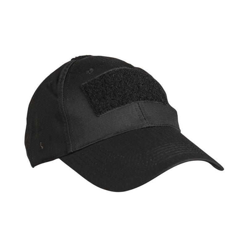 Hat TACTICAL BLACK BASEBALL MIL-TEC® 12319002 L-11