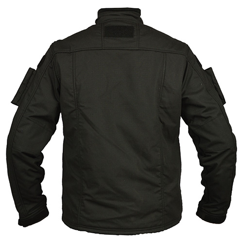 COMBAT FLEECE jacket BLACK FOSTEX 131365BL L-11