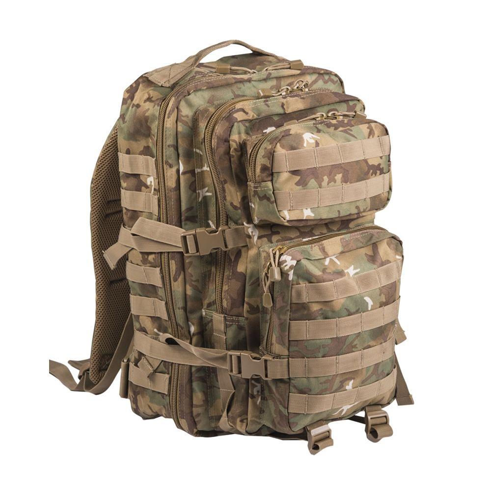 Backpack ASSAULT II large-ARID W / L ® MIL-TEC® 14002256 L-11