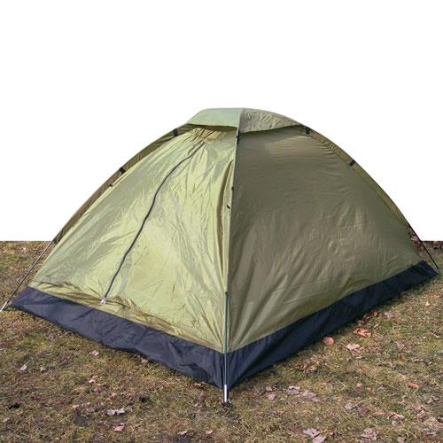 Tent IGLU STANDARD for 3 people OLIVE MIL-TEC® 14215001 -11