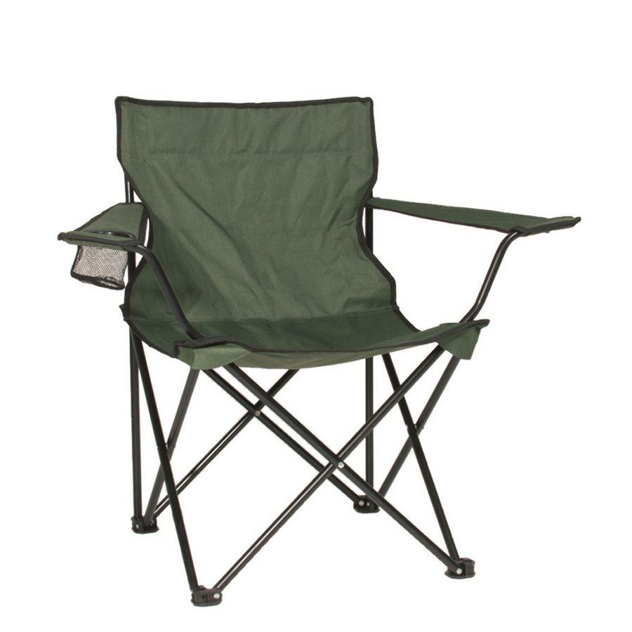 Folding chair RELAX OLIV MIL-TEC® 14445001 L-11