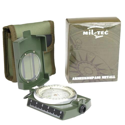 Compass Metal ARMY OLIVE MIL-TEC® 15789000 L-11