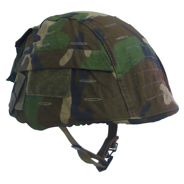 Helmet cover PASGT U.S. WOODLAND MT-PLUS MIL-TEC® 16671520 L-11