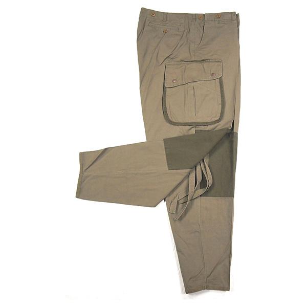 U.S. field trousers M42 PARA REENFORCED repro MIL-TEC® 18413K L-11