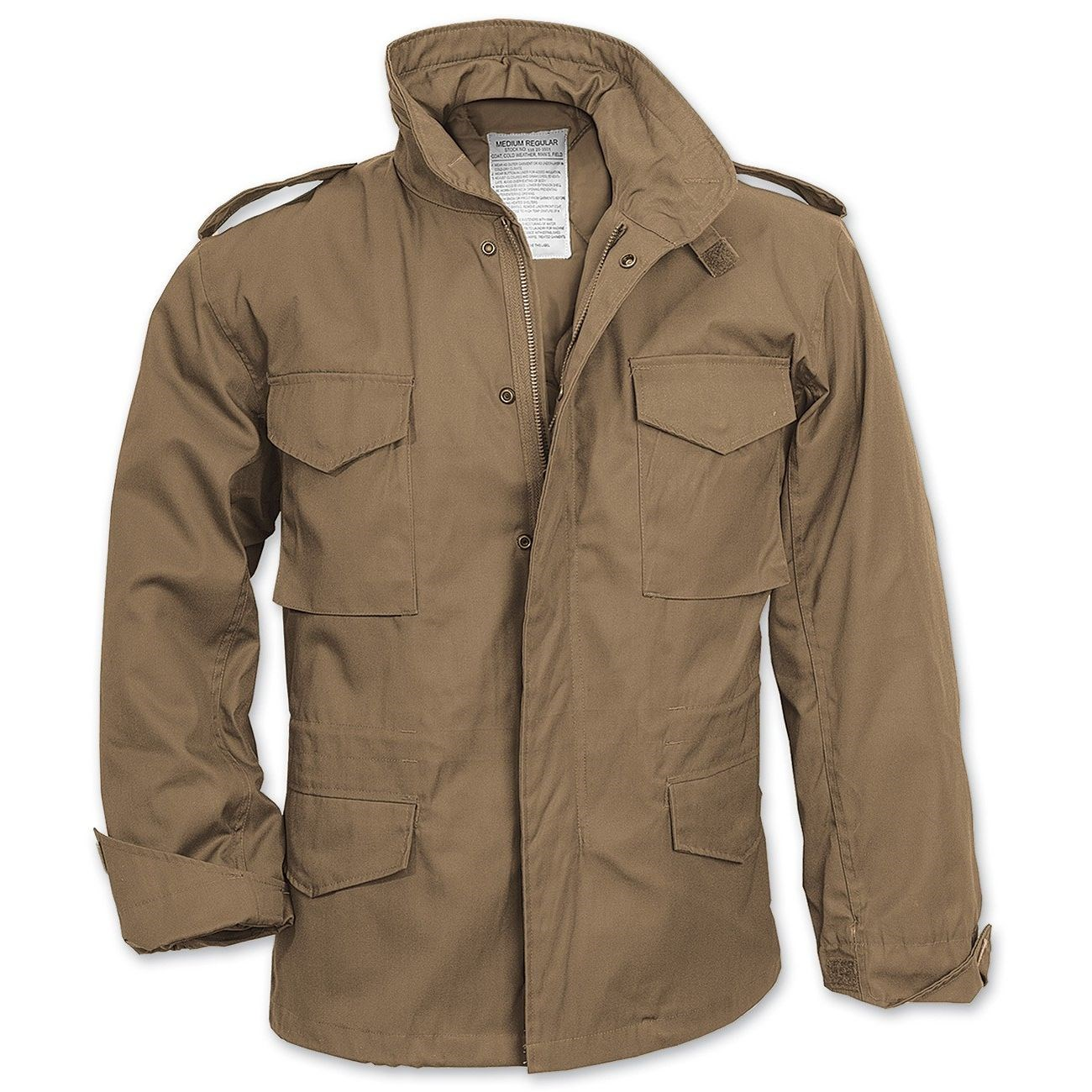 U.S. M65 Jacket DESERT SURPLUS 20-3501-14 L-11