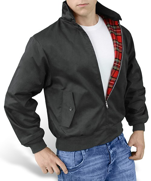 Jacket KING GEORGE 59 BLACK SURPLUS 20-3515-03 L-11