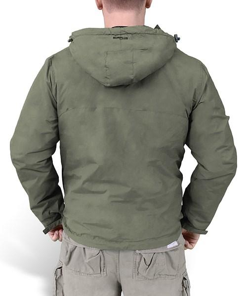 WINDBREAKER Jacket OLIVE SURPLUS 20-7001-01 L-11