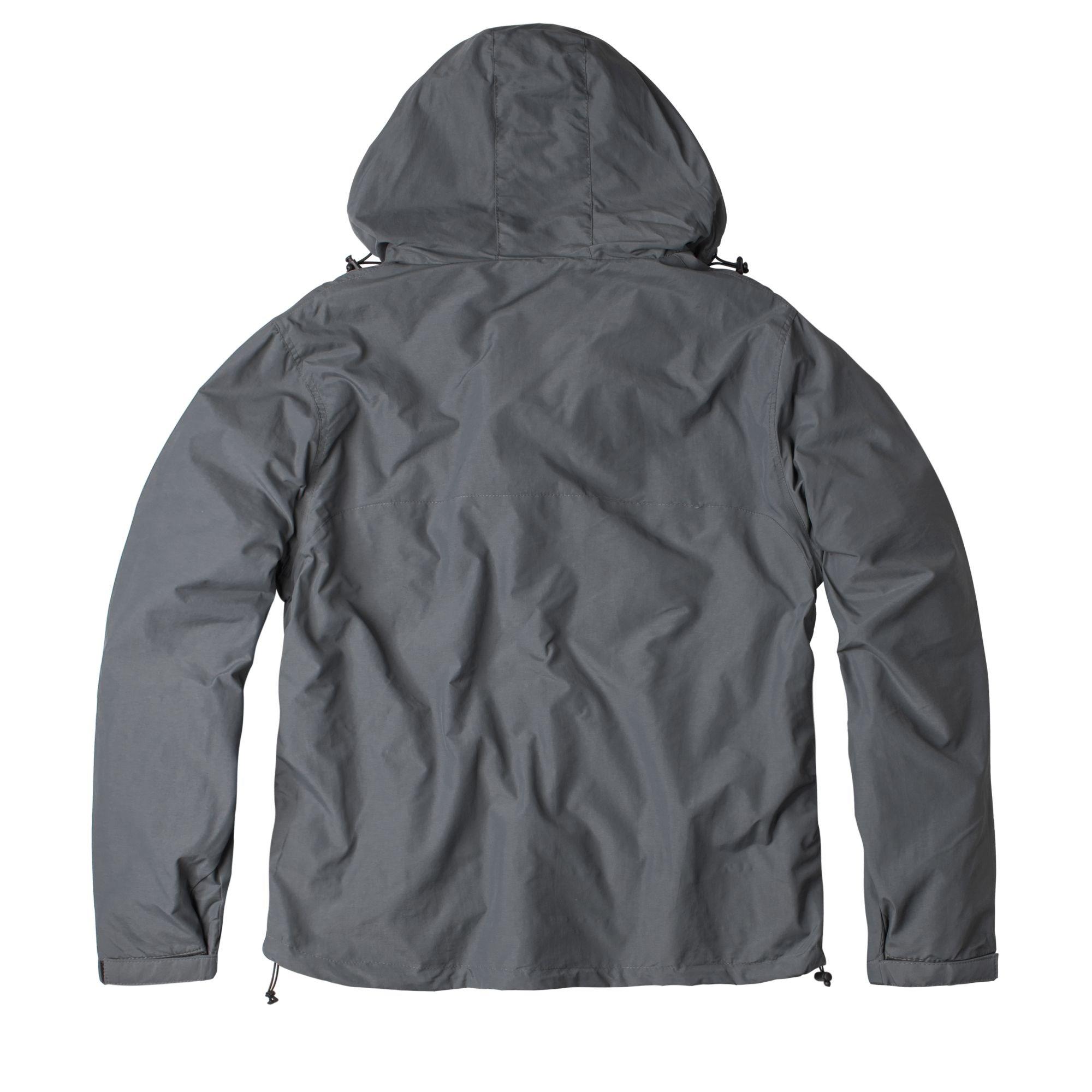 WINDBREAKER Jacket GREY SURPLUS 20-7001-04 L-11