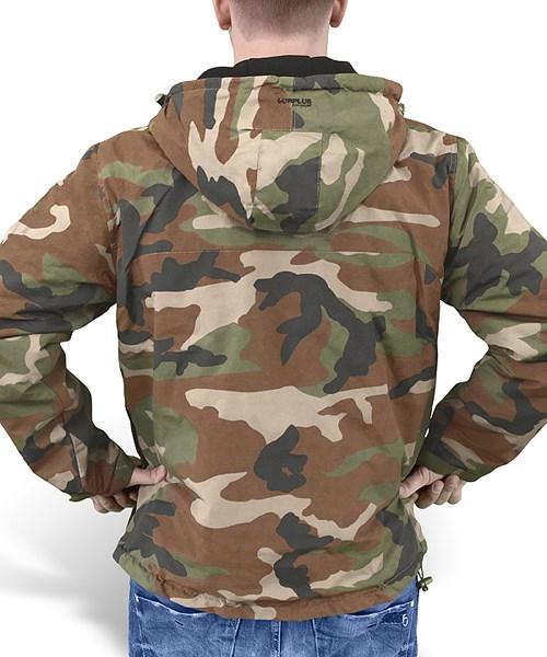 WINDBREAKER Jacket WOODLAND SURPLUS 20-7001-22 L-11