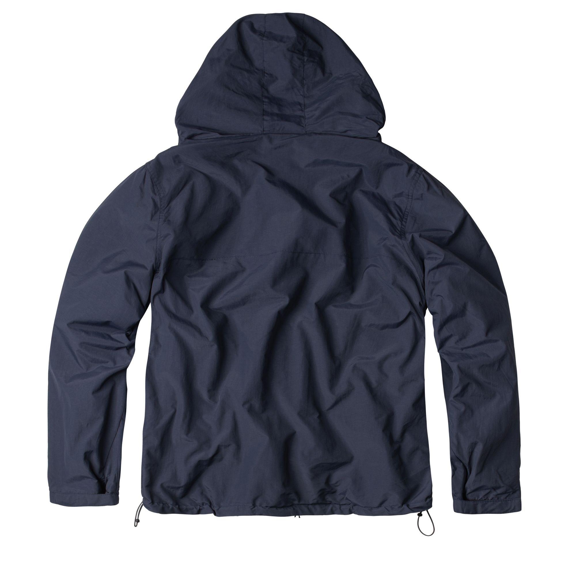 WINDBREAKER ZIPPER Jacket NAVY SURPLUS 20-7002-10 L-11